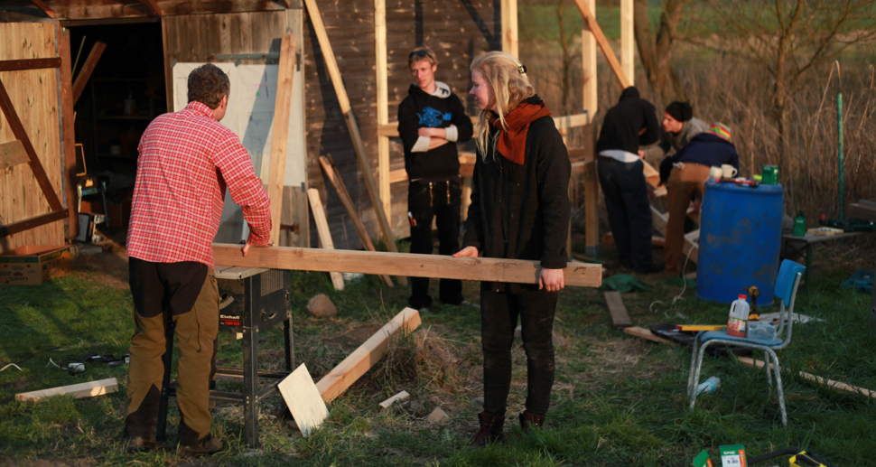 Composting-Toilet Rummels Bucht 2016