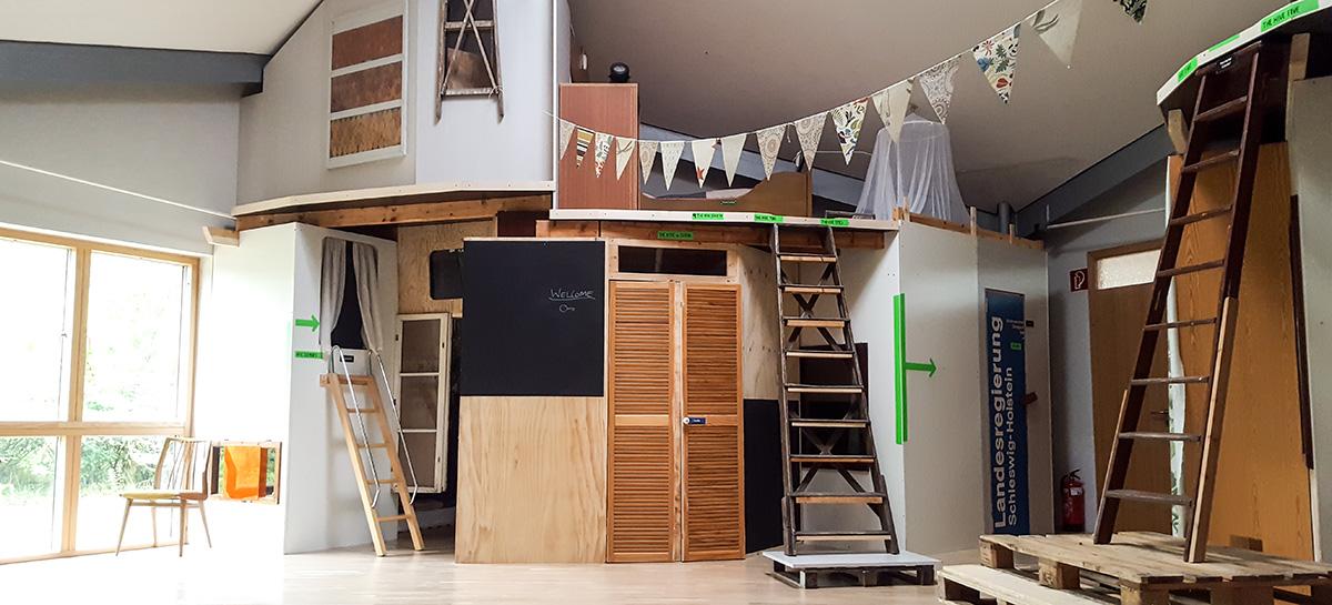 Wohnen In Der Zukunft Tiny House Technik Mit Wohnwagon Down2earth