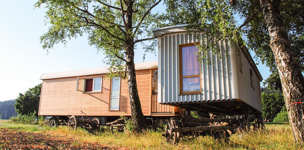 Tiny Homes Fokus Rohbau Down2earth